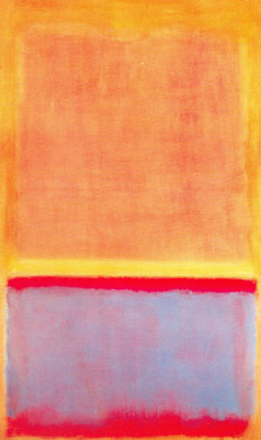 Mark Rothko, Untitled Fine Art Reproduction Oil Painting