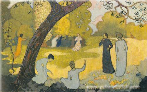 Maurice Denis, July Fine Art Reproduction Oil Painting