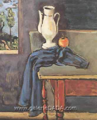 Max Weber, Italian Pitcher Fine Art Reproduction Oil Painting