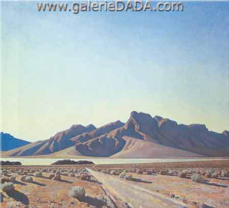 Maynard Dixon, Desert Southwest Fine Art Reproduction Oil Painting