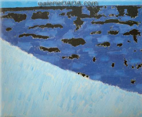 Milton Avery, Sea Grasses Fine Art Reproduction Oil Painting