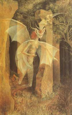 Remedios Varo, Personage Fine Art Reproduction Oil Painting