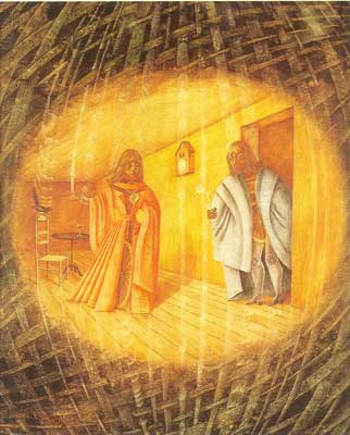 Remedios Varo, Space-Time Weaving Fine Art Reproduction Oil Painting
