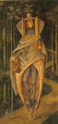 Remedios Varo, Vagabond Fine Art Reproduction Oil Painting