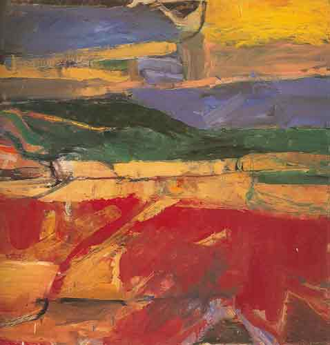 Richard Diebenkorn, Berkeley No.32 Fine Art Reproduction Oil Painting