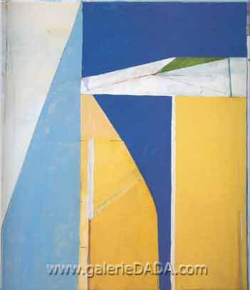 Richard Diebenkorn, Ocean Park No.32 Fine Art Reproduction Oil Painting