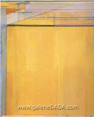 Richard Diebenkorn, Ocean Park No.67 Fine Art Reproduction Oil Painting