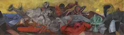 Rufino Tamayo, America Fine Art Reproduction Oil Painting