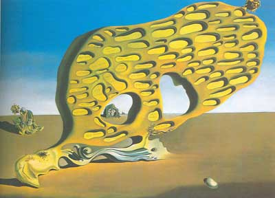 Salvador Dali, The Endless Enigma Fine Art Reproduction Oil Painting