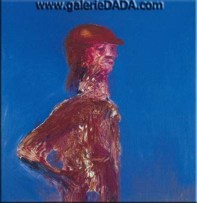 Sidney Nolan, Miner Fine Art Reproduction Oil Painting