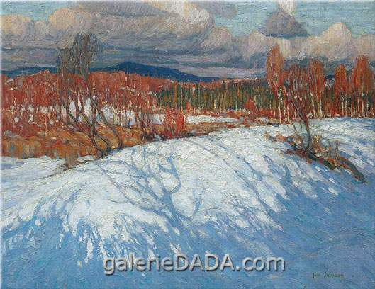 Tom Thomson, In Alongquin Park Fine Art Reproduction Oil Painting