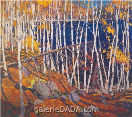 Tom Thomson, In the Northland Fine Art Reproduction Oil Painting