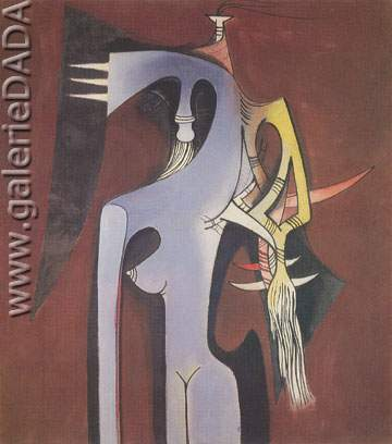 Wilfredo Lam, Zambezia Zambezia Fine Art Reproduction Oil Painting