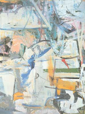 Willem De Kooning, Easter Monday Fine Art Reproduction Oil Painting