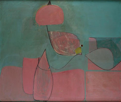 Willem De Kooning, Elergy Fine Art Reproduction Oil Painting