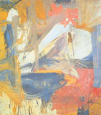 Willem De Kooning, February Fine Art Reproduction Oil Painting