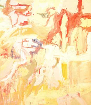 Willem De Kooning, Montauk I Fine Art Reproduction Oil Painting