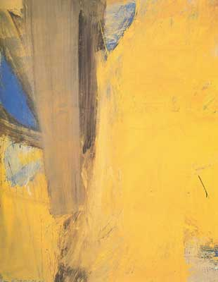 Willem De Kooning, Montauk Highway Fine Art Reproduction Oil Painting