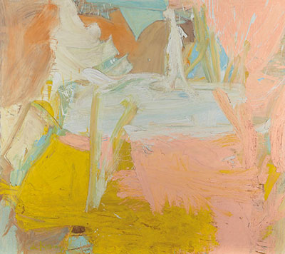 Willem De Kooning, Pastorale Fine Art Reproduction Oil Painting