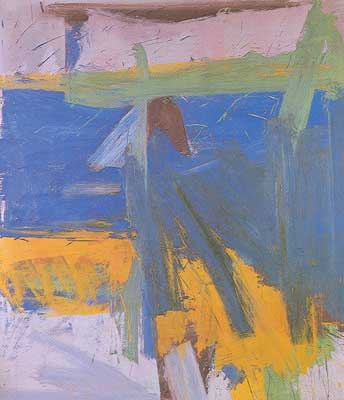 Willem De Kooning, Ruths Zowie Fine Art Reproduction Oil Painting