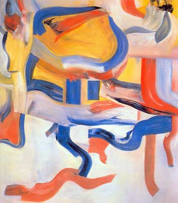 Willem De Kooning, Untitled I Fine Art Reproduction Oil Painting