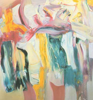Willem De Kooning, Untitled XI Fine Art Reproduction Oil Painting