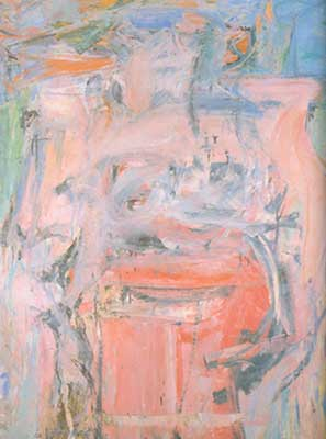 Willem De Kooning, Woman as Landscape Fine Art Reproduction Oil Painting
