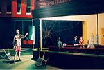 Banksy, Nighthawks Fine Art Reproduction Oil Painting