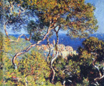 Claude Monet, Bordighera Fine Art Reproduction Oil Painting