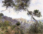 Claude Monet, Bordighera, Italy Fine Art Reproduction Oil Painting