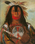George Catlin Fine Art Reproduction Oil Painting