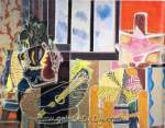 Georges Braque, The Studio Fine Art Reproduction Oil Painting
