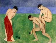 Henri Matisse, Game of Balls Fine Art Reproduction Oil Painting