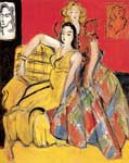 Henri Matisse, Two Girls Fine Art Reproduction Oil Painting