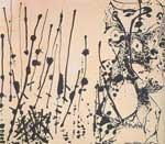Jackson Pollock, Number 7 Fine Art Reproduction Oil Painting