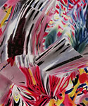 James Rosenquist, Drifter at the Speed of Light Fine Art Reproduction Oil Painting
