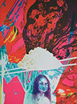 James Rosenquist, Magic Bowl Fine Art Reproduction Oil Painting