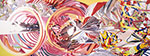 James Rosenquist, Stowaway Peers at the Speed of Light Fine Art Reproduction Oil Painting