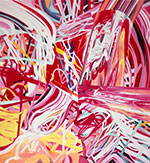 James Rosenquist, Untitled Number 3 Fine Art Reproduction Oil Painting