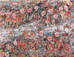 Jean Dubuffet, Circling Fine Art Reproduction Oil Painting