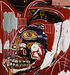 Jean-Michel Basquiat, In This Case Fine Art Reproduction Oil Painting
