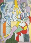 Pablo Picasso, The Sculptor Fine Art Reproduction Oil Painting