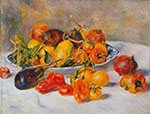 Pierre August Renoir, Fruits from the Midi Fine Art Reproduction Oil Painting