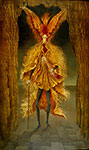 Remedios Varo, Vampire Fine Art Reproduction Oil Painting