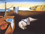 Salvador Dali, The Persistence of Memory Fine Art Reproduction Oil Painting