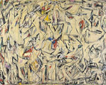 Willem De Kooning, Excavation Fine Art Reproduction Oil Painting