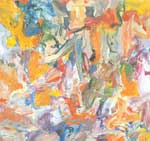 Willem De Kooning, Untitled XIV Fine Art Reproduction Oil Painting