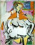 Willem De Kooning, Woman Fine Art Reproduction Oil Painting