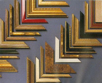Enchanting Frames For Oil Paintings Pattern - Custom Picture Frame ...